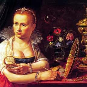Clara Peeters is listed (or ranked) 19 on the list Famous People Named Clara