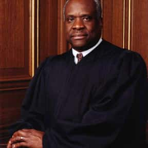 Clarence Thomas is listed (or ranked) 21 on the list Famous People Whose Last Name Is Thomas