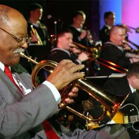 Clark Terry is listed (or ranked) 9 on the list The Best Trumpeters in the World