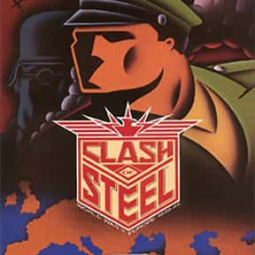 Clash of Steel is listed (or ranked) 24 on the list List of All Simulation Video Games