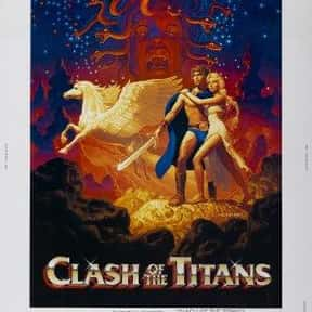 Clash of the Titans is listed (or ranked) 19 on the list The Best Classic Kids Movies That Are Kind of Dark
