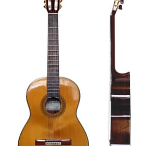 Classical guitar is listed (or ranked) 21 on the list Plucked String Instrument - Instruments in This Family