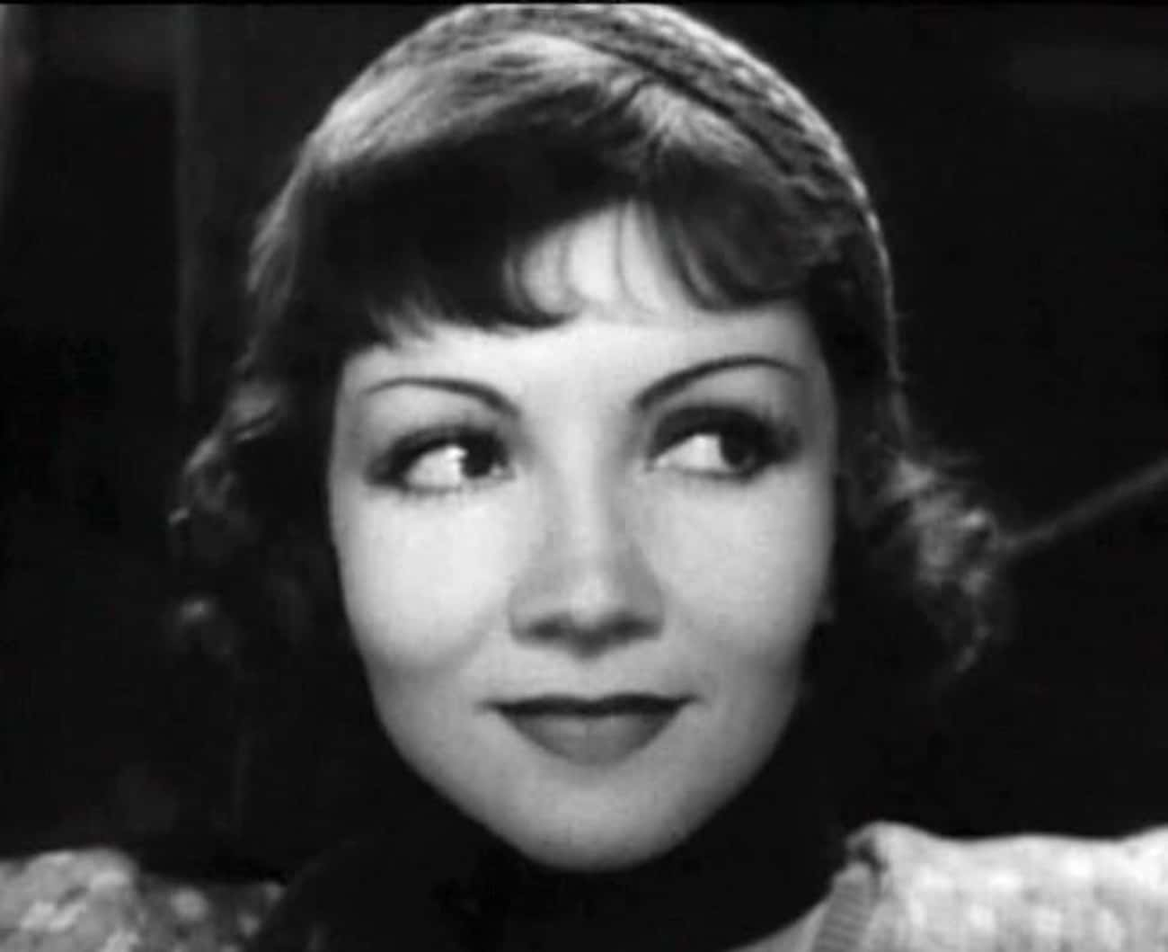 Claudette Colbert is listed (or ranked) 4 on the list Women Who Clark Gable Has Dated