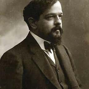 Claude Debussy is listed (or ranked) 20 on the list List of Famous Pianists