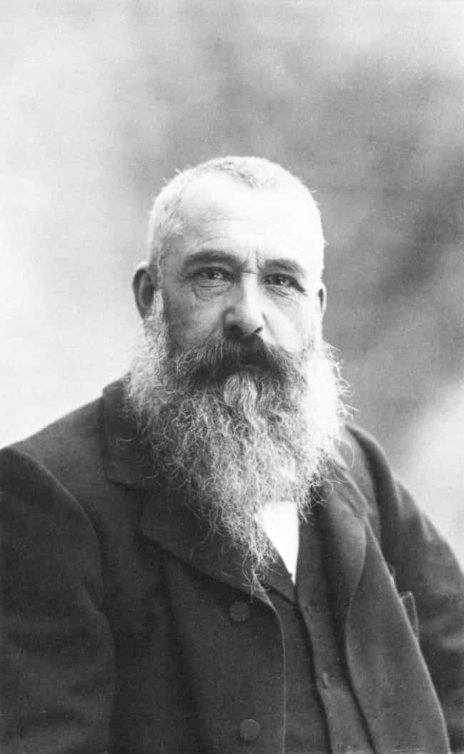 Claude Monet is listed (or ranked) 1 on the list The Greatest Impressionist Artists