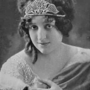 Claudia Muzio is listed (or ranked) 14 on the list The Greatest Opera Singers of All Time