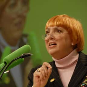 Claudia Roth is listed (or ranked) 22 on the list Famous People Named Claudia