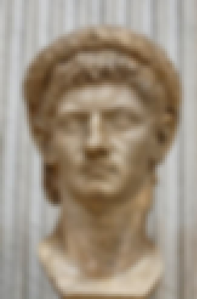 Claudius is listed (or ranked) 3 on the list Famous People Buried in Mausoleum Of Augustus