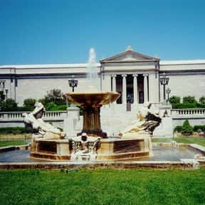 Cleveland Museum of Art is listed (or ranked) 9 on the list The Best Museums in the United States