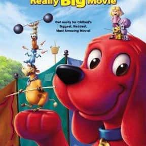 Clifford's Really Big Movie is listed (or ranked) 25 on the list The Best Kids & Family Movies On Amazon Prime Video