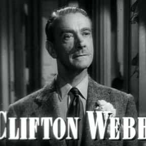 Clifton Webb is listed (or ranked) 23 on the list Full Cast of Titanic Actors/Actresses