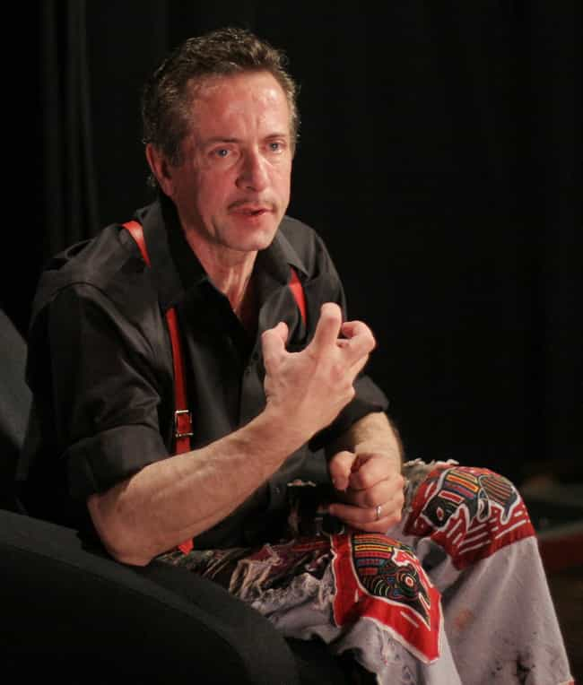 Clive Barker is listed (or ranked) 2 on the list Famous Male Illustrators