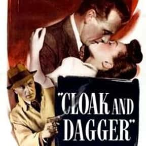 Cloak and Dagger is listed (or ranked) 21 on the list The Best Movies About Technology