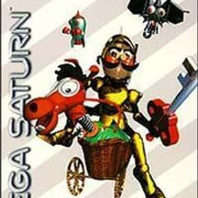 Clockwork Knight 2 is listed (or ranked) 16 on the list List of Sega Platform Games