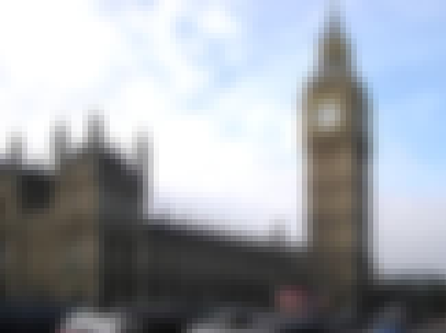 Big Ben is listed (or ranked) 1 on the list List of Augustus Welby Northmore Pugin Architecture