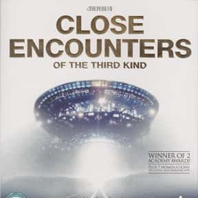 Close Encounters of the Third  is listed (or ranked) 4 on the list The Best Movies About UFOs