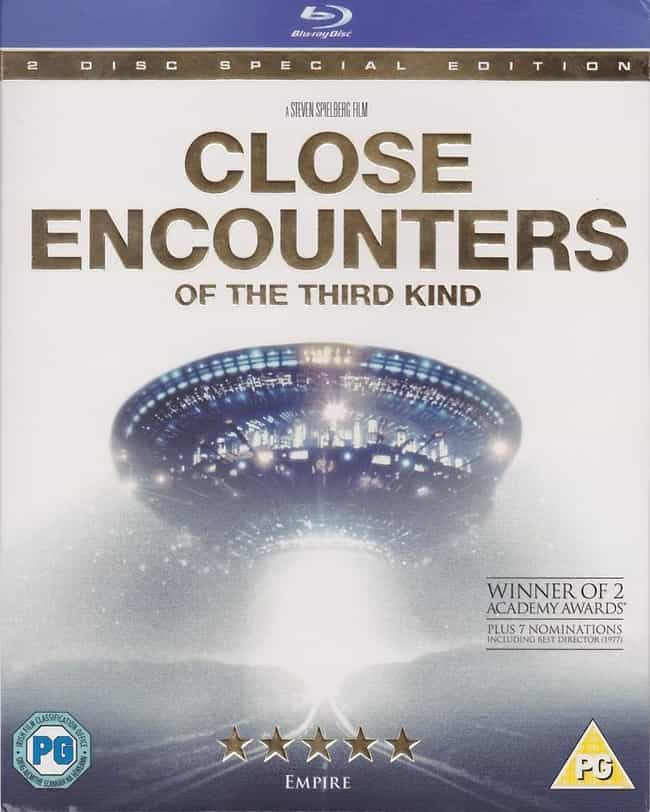 Close Encounters of the ... is listed (or ranked) 4 on the list What To Watch If You Love 'Arrival'