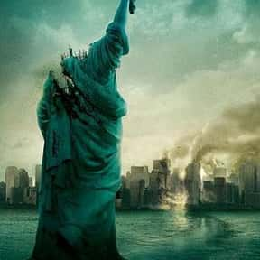 Cloverfield is listed (or ranked) 15 on the list The Best Monster Movies