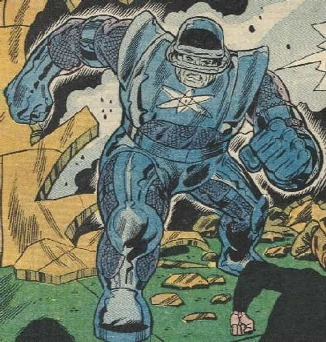 Cobalt Man is listed (or ranked) 3 on the list The Complete List of Iron Man Villains and Enemies