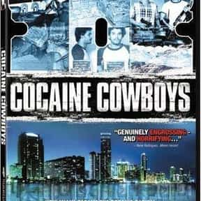 Cocaine Cowboys is listed (or ranked) 8 on the list The Best Action Movies to Watch on Uppers