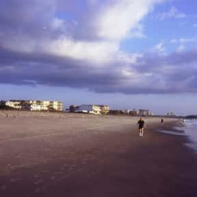 Cocoa Beach is listed (or ranked) 2 on the list The Best Beaches in Florida