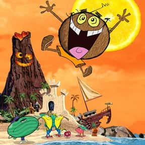 Coconut Fred's Fruit Salad Isl is listed (or ranked) 3 on the list Kids' WB TV Shows/Programs