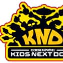 Codename: Kids Next Door is listed (or ranked) 6 on the list The Best Cartoon Network TV Shows