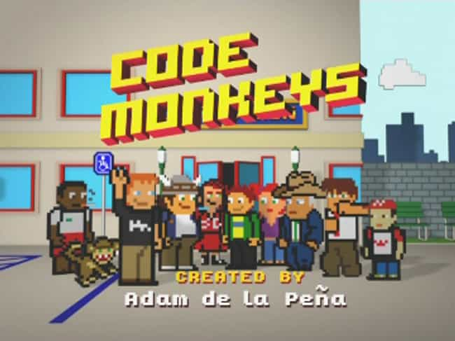 Code Monkeys is listed (or ranked) 3 on the list Scott Fellows Shows and TV Series