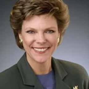 Cokie Roberts is listed (or ranked) 25 on the list The Most Influential News Anchors of All Time
