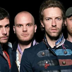 Coldplay is listed (or ranked) 14 on the list London Rock Bands List