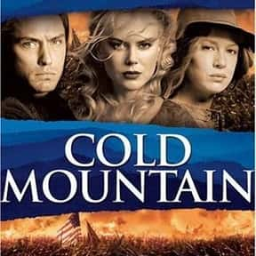 Cold Mountain is listed (or ranked) 12 on the list The Best Donald Sutherland Movies