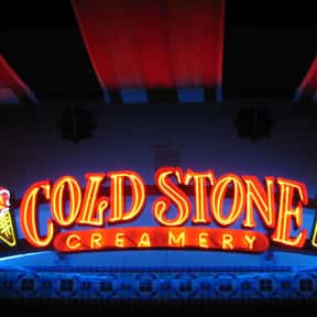 Cold Stone Creamery is listed (or ranked) 4 on the list The Best Ice Cream Brands