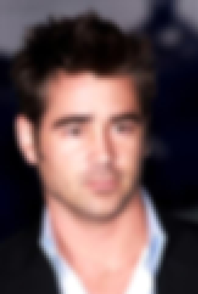 Colin Farrell is listed (or ranked) 3 on the list Celebrities Who Went to Crossroads Rehab