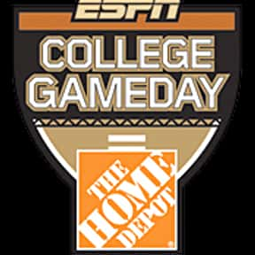 College GameDay is listed (or ranked) 5 on the list The Best Sports TV Shows