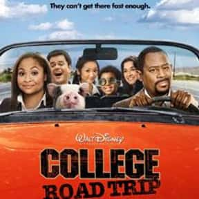 College Road Trip is listed (or ranked) 15 on the list The Funniest Movies About College