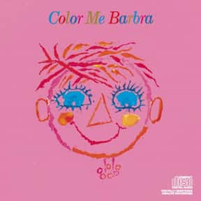 Color Me Barbra is listed (or ranked) 22 on the list The Best Barbra Streisand Albums of All Time
