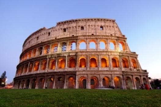 Image of Random Top Must-See Attractions in Europe