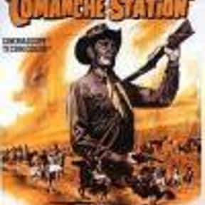 Comanche Station is listed (or ranked) 16 on the list The Greatest Western Movies of the 1960s