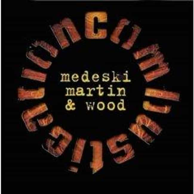 Combustication is listed (or ranked) 4 on the list The Best Medeski Martin & Wood Albums of All Time