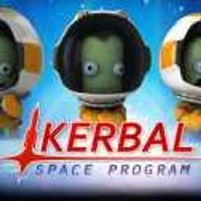 Kerbal Space Program is listed (or ranked) 6 on the list The Best PlayStation 4 Simulation Games