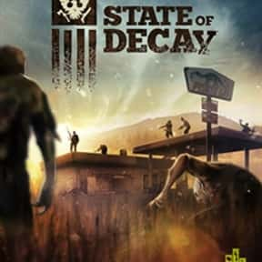 State of Decay is listed (or ranked) 13 on the list The Best Xbox One Horror Games