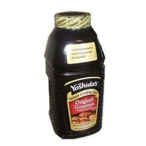 Mr. Yoshida's Original Gourmet is listed (or ranked) 5 on the list The Best Teriyaki Sauce Brands