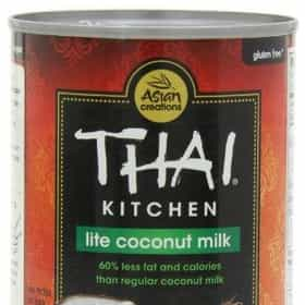 Thai Kitchen Pure Coconut Milk Lite Rankings Opinions