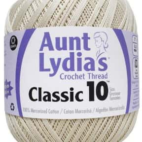 Aunt Lydia 151.0226 Value Crochet Cotton