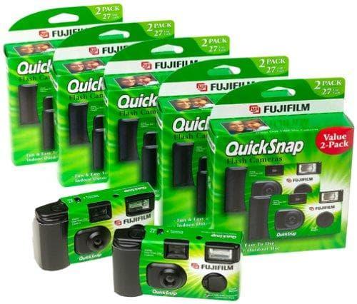 Image of Random Best Disposable Cameras