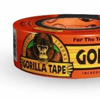 Gorilla Tape 1.88-Inch by 35-Yard Tape Roll