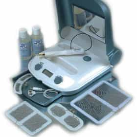 Beautyko Finally Gone Permanent Hair Removal System At-Home Electrolysis Kit