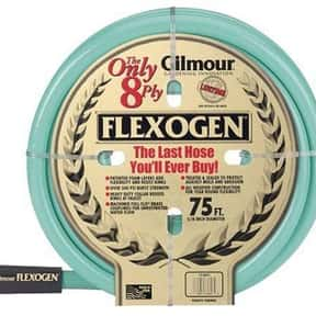 Gilmour 10-58075 8-ply Flexogen Hose 5/8-Inch-by-75-Foot