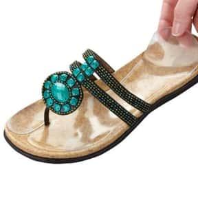 Gel Thong Sandal Insoles