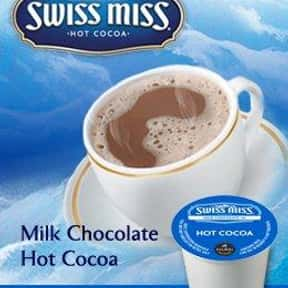 Swiss Miss Hot Cocoa K-Cup is listed (or ranked) 2 on the list The Best Milk Substitutes for Your Cereal